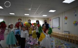 Открытие нового модульного детского сада!