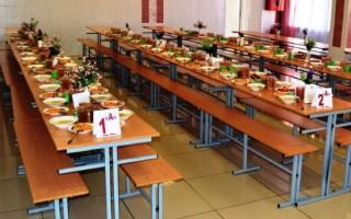Мониторинг питания в школах Алушты