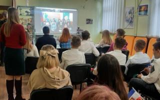 Привет молодежи Георгиевска от молодежи Алушты