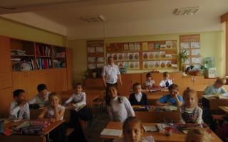 В школах и садах проведен Единый урок ПДД!
