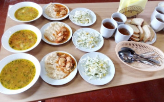 Организация горячего питания в школах Алушты
