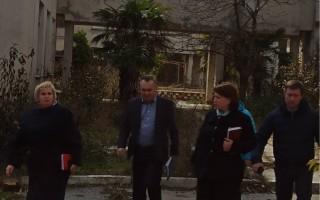 Выездное совещание рабочей группы по реализации объектов федеральной целевой программы «Социально-экономическое развитие Республики Крым и г. Севастополя до 2022 года»
